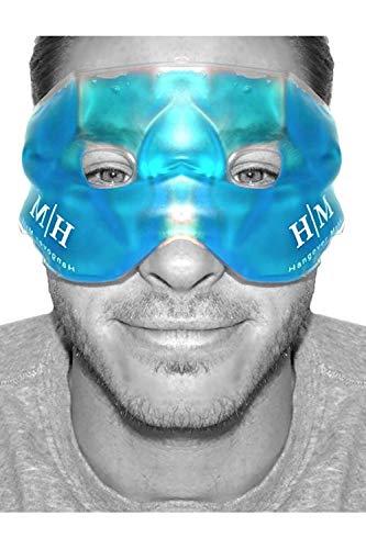 Máscara gel para desinflamar el rostro