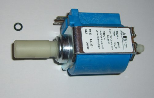 Pumpe Invensys CP4/SP Universal für Getränke-/Kaffee- und Espressomaschinen/-automaten -