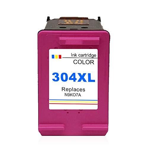 Kyansin Remanufacturado HP 304 XL HP304 Alto Rendimiento