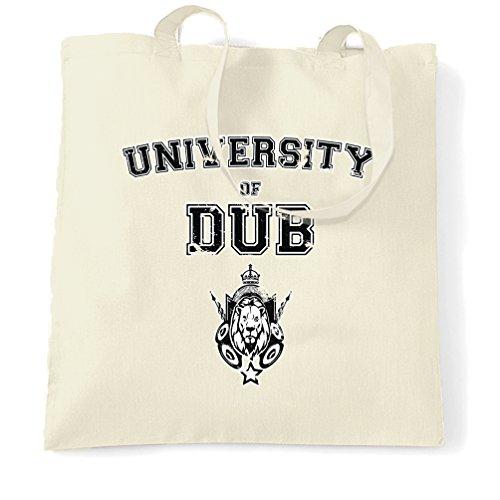 Musica Sacchetto Di Tote University Of Dub suono Deterioramento Design System Reggae Natural