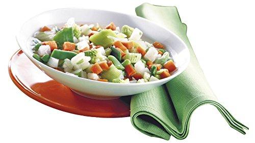 Légumes pour potage Bio - 1 kg - Surgelé