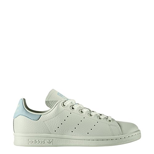 adidas Stan Smith, Baskets Garçon, Vert (Linen Green/Linen Green/Tactile Green), 37 1/3 EU