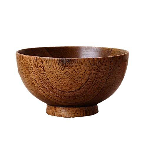 Cuencos madera cuenco madera cuenco alimentos Sain