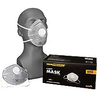 Camaleón 20x Mascarilla con válvula FFP2Profesional lackierer Máscara de Rodillo Polvo Máscara