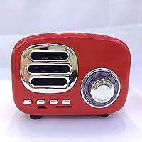 Lywljg Radio Geschenk Kleine Stereo Bluetooth Lautsprecher Telefon Mini-subwoofer
