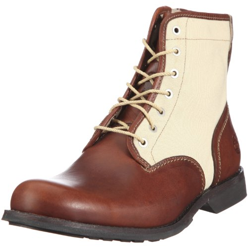 Timberland Earthkeepers City FTM 6 Inch F/L Side Zip 45571, Bottines homme Beige