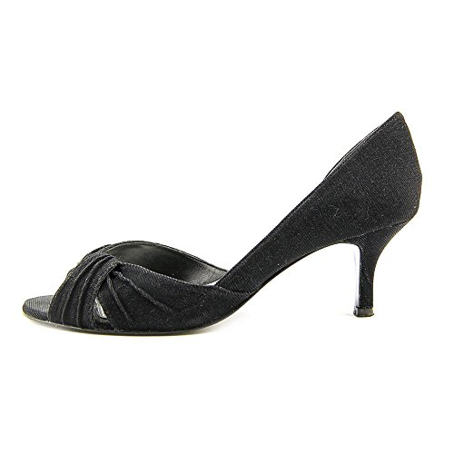 Nina Carrie Synthétique Talons Black Bella