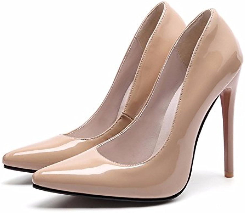 a76cfeb9de3 Pump Ankle-Strap Women rsquo s Heels Closed Toe High Toe High Toe High  heels shoes paint size women shoe pointed tendon end party women.