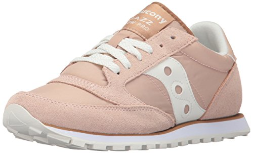 Saucony Jazz Low Pro, Scape per Sport Outdoor Donna Rosso