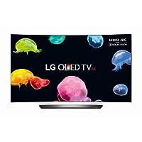 LG 55C6V 55 Inch 4K Ultra HD 3D Smart TV Wi-Fi LED TV - LED TVs (2.0a, 4K Ultra HD, IEEE 802.11ac, OLED, Web OS, B)