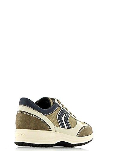 Geox , Chaussures de ville à lacets pour fille Beige - Beige