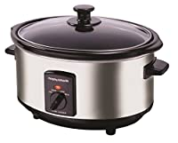 Morphy Richards 48715 Oval Slow Cooker 6.5L