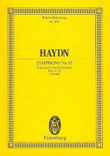 Symphony No. 92 in G Major Hob. I: 92 `O...