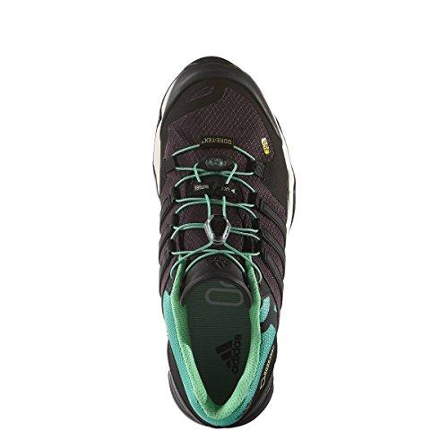 adidas Damen Terrex Fast R Gtx Trekking-& Wanderhalbschuhe mineral red s16/core black/shock mint s16