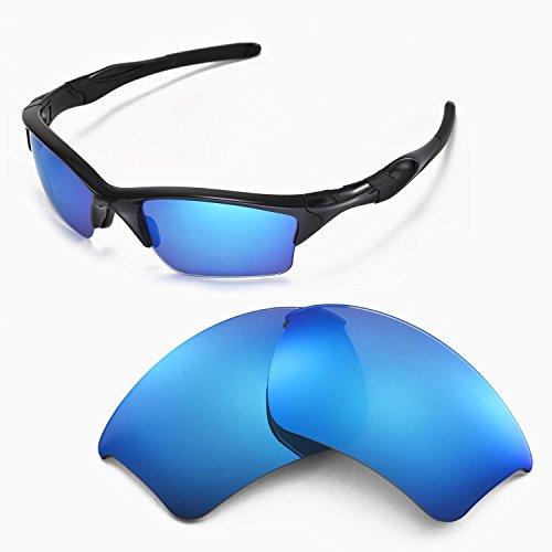 66c0f970fcc53 sunglasses restorer Lentes de Recambio Polarizadas Ice Blue Para Oakley  Half Jacket 2.0 XL