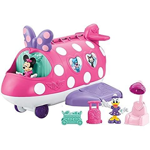 La Casa De Mickey Mouse - Avión de Minnie (Mattel Y1890)