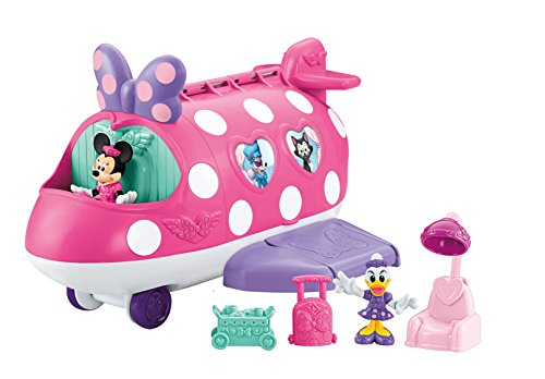 Fisher-Price - Y1890 - Figurine - Jet de Minnie