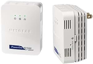 Netgear XAVB5001 Powerline AV 500 Adapter Kit