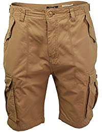 Amazon.co.uk: Brown - Shorts / Men: Clothing