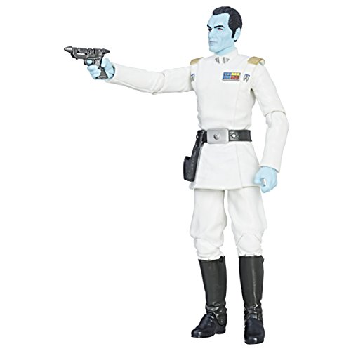 Star Wars R BL Leader Figura, Color Azul (Hasbro C1774)