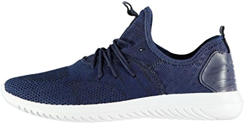 Original Schuhe Stoff cusago Sportschuhe Herren Marine Sport Schuhe Sneakers