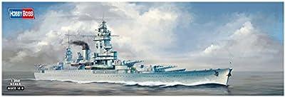 Hobbyboss 1?: 350-French Navy Battleship Strasbourg