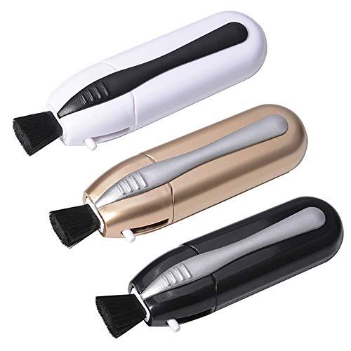 Symina 3 Pcs Nettoyant pour Lunettes Spectacles Cleaner Technologie De Microfibre De Carbone, Verres Nettoyant pour Lentilles Brosse (02)