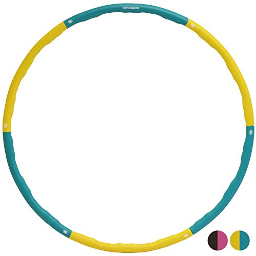 dtx-fitness-12kg-weighted-fitness-hula-hoop-yellow-turquoise