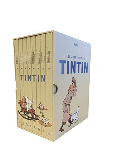 Les Aventures de Tintin : Coffret intégral