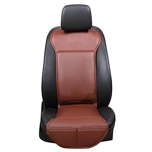 to Auflage 12V Universal Autositzheizung Pad, Mit Thermostat, Winter Einzelsitz,Brown-(Heating+Ventilation+Massage) ()