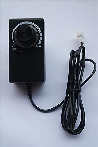 Régulateur de vitesse de ventilateur, Alimentation à découpage, Tension réglable3.68V-12.18V