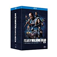 Fear the Walking Dead - L'intégrale des saisons 1 à 4 [Blu-ray]