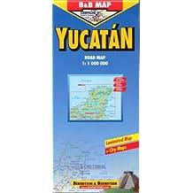 Yucatan : 1/1 000 000