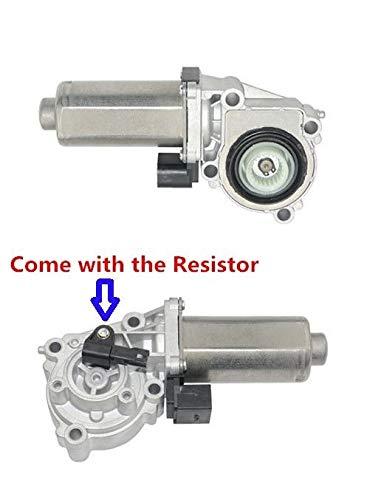 Caja de transferencia VTG actuador Hi bajo motor 27107566296