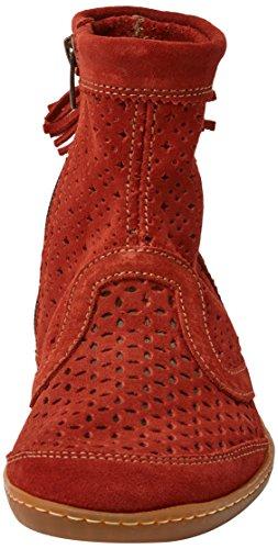 El Naturalista N262, Stivali Chelsea Donna Rosso (Caldera)