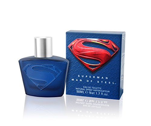 Superman Man of Steel Eau de Toilette
