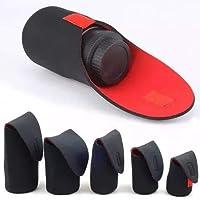 Desi Rang® 1 pcs Camera Lens Protector Case Cover Bag Pouch Neoprene Waterproof DSLR Size : XXL