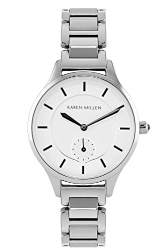 Karen Millen KMWA105SM Ladies Watch