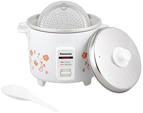 Panasonic SR-WA10H(E) 450-Watt Automatic Cooker Warmer - 2.7 Litre