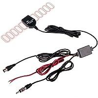 HitCar - Antenna TV e Amplificatore di segnale per auto,