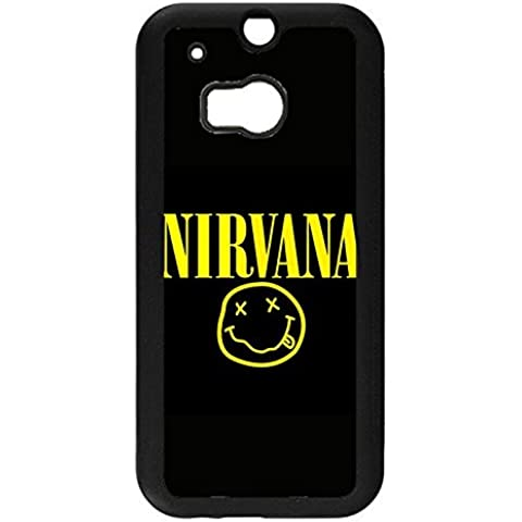 Attractive Handsome NirvanaPhone Case Cover For Htc One M8 Nice Protective Mobile Shell - Specialized Hard Rock