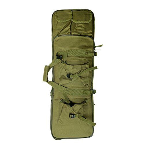 Baoblaze 1 Stück Angelgerät Tasche Box Köder Behälter Mit Tragegriff Angeln Tasche Zubehör Grün