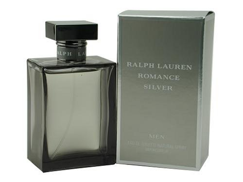 Ralph Lauren Romance Silver Eau de Toilette 50ml Spray