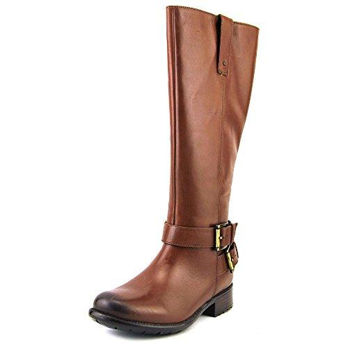 Clarks, Plaza Hohe Welle Boots Steer (Boot Welle Geringe)