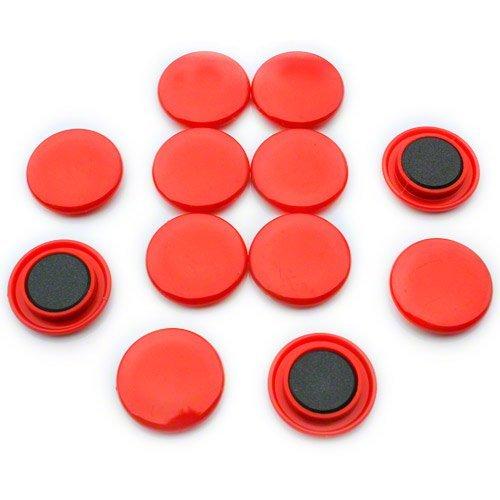 magnet-expert-calamite-grandi-per-ufficio-e-frigo-40-x-8-mm-pacco-da-12-colore-rosso