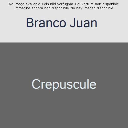 Crepuscule par Juan Branco