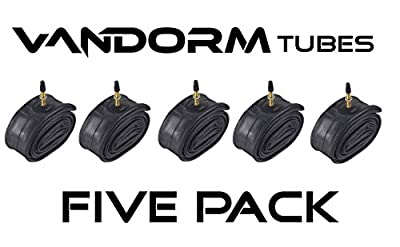 700c ROAD Bike Inner Tube 5 Pack Presta Long Valve Vandorm SPECIAL OFFER from Vandorm