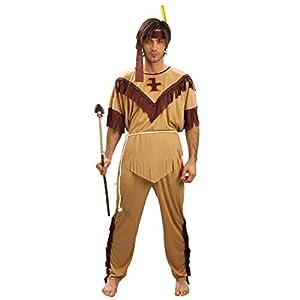 Mens Costume: Native American Warrior (disfraz)