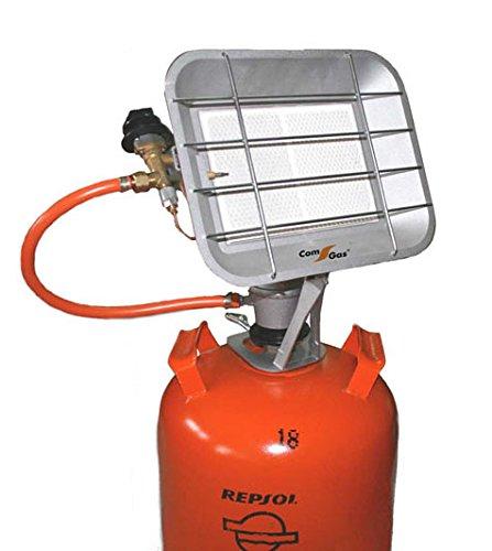 Com-Gas-5000-Estufa-de-Pantalla-de-Rayos-Infrarrojos
