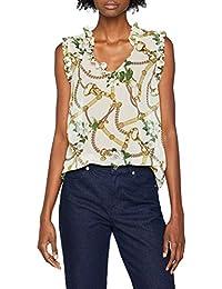 Amazon.es  Liu Jo - Blusas y camisas   Camisetas 9006a7f90f1